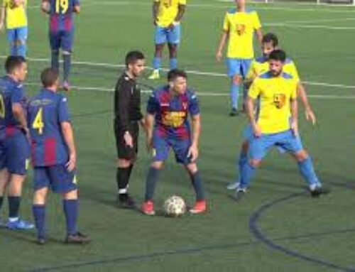 Camarles-Aldeana 0-1