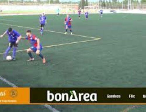 El Gandesa marca distàncies a la Cala (0-2)