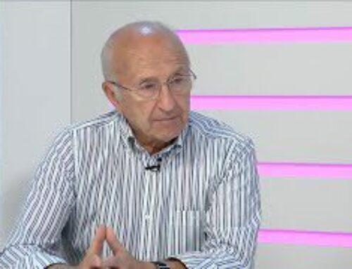 L'entrevista a Paco Vallespí, delegat a Tortosa de la Lliga Contra el Càncer