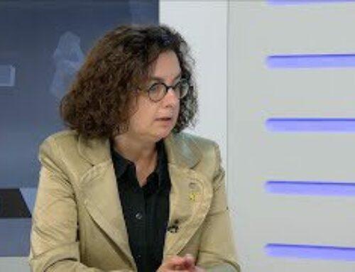 L'Entrevista a Pilar Caballé, directora territorial de la Presidència a les TE.