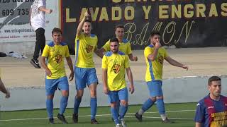 Un gol de Nacho decideix el derbi Camarles-Aldeana (0-1)