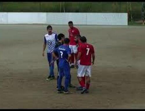 El partit Pinell-Masdenverge es va suspendre als 3 minuts (0-0), per la pluja