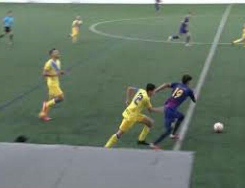 Triomf del Camarles, contra la Sénia (3-0)