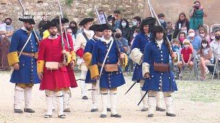Recreació del Setge de Tortosa: primer assalt.