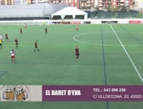 L'Ulldecona progressa, amb el triomf al camp de l'Ebre Escola (0-1)