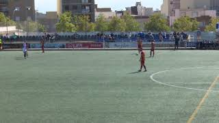 La Rapitenca empata amb el Viladecans ((0-0)