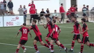 Un gran gol de Rabassó decideix la victòria de l'Ampolla