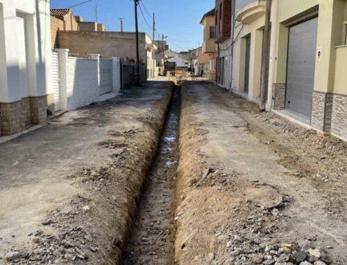 Deltebre inicia la urbanització del carrer Sant Francesc