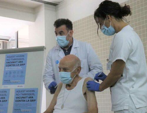Salut inicia la campanya de vacunació de la grip amb l'objectiu d'arribar al 75% de la població d'edat avançada